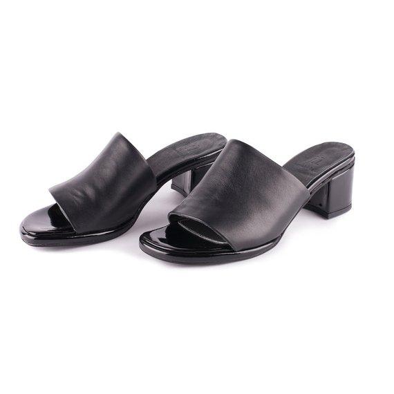 This Item Is Unavailable Black Leather Heels Leather Heel Shoes Leather Heels