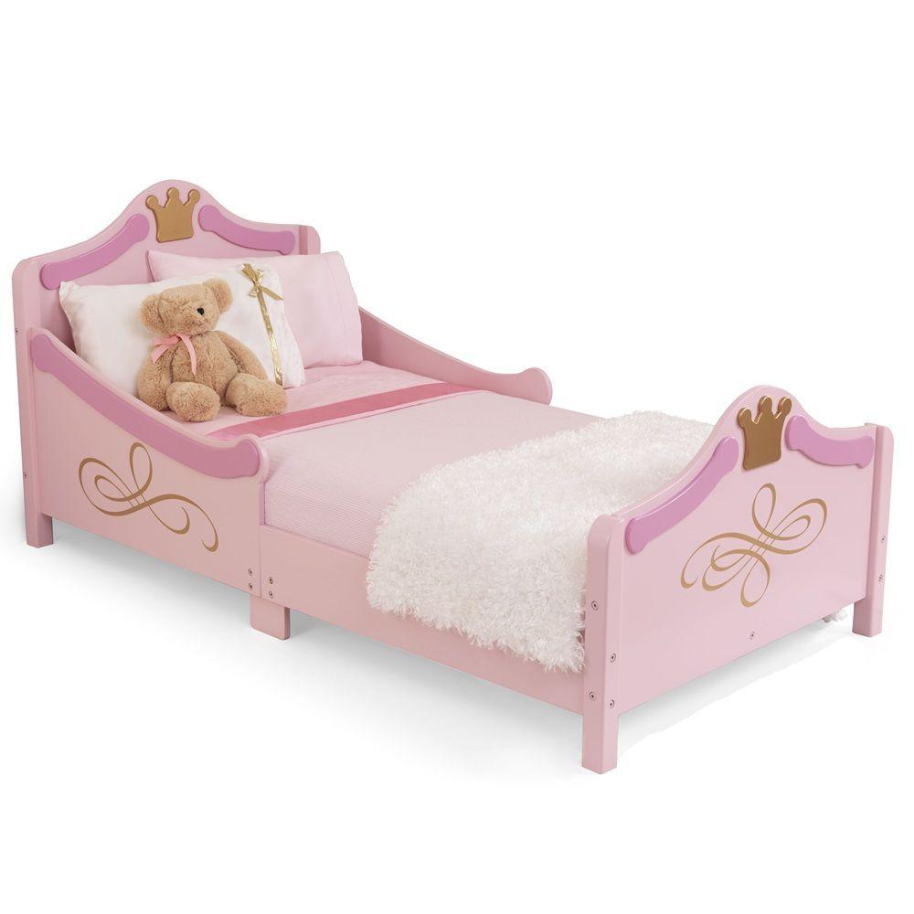 princess+toddler+bed | bedroom wallpaper | pinterest | toddler bed