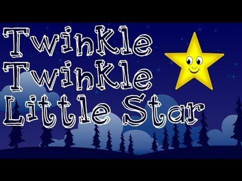 Watch The Nursery Rhyme Twinkle Little Star