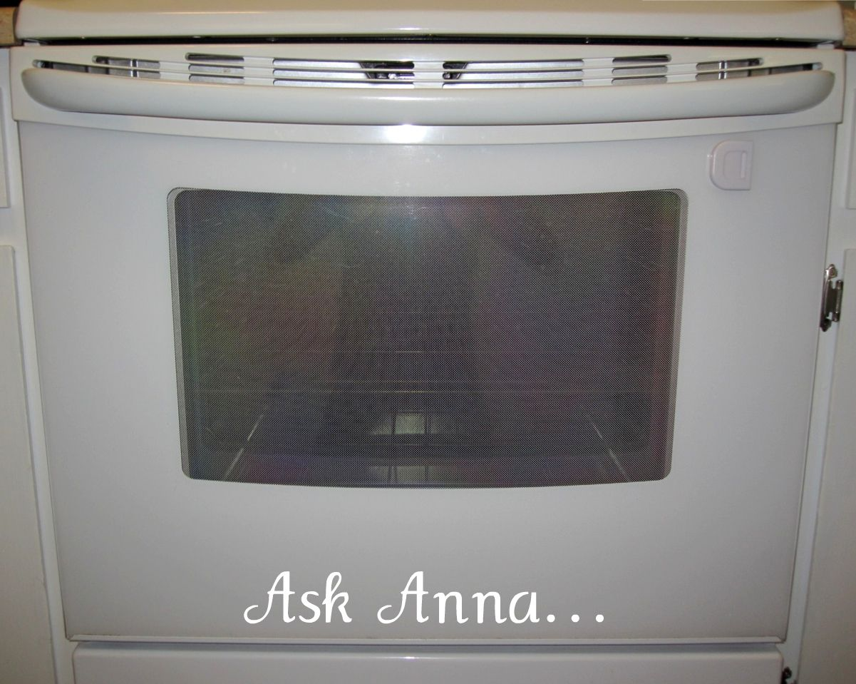 How To Clean Oven Glass Cleaning Products And Ideas
