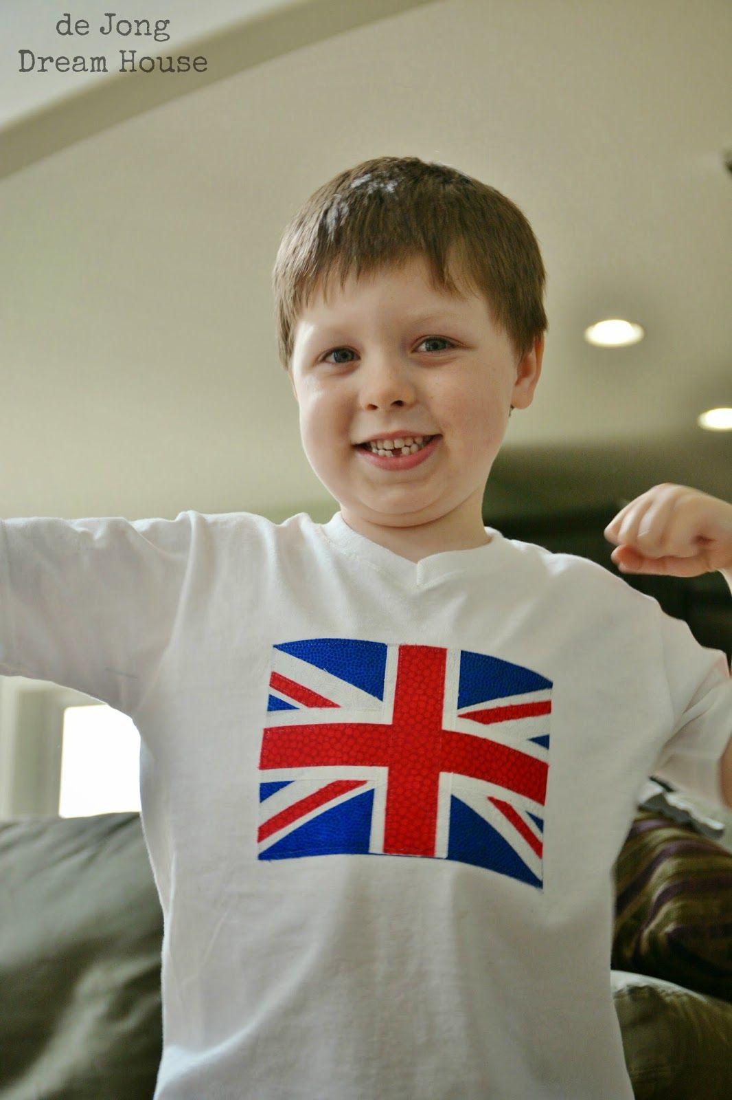 de Jong Dream House: UK shirt