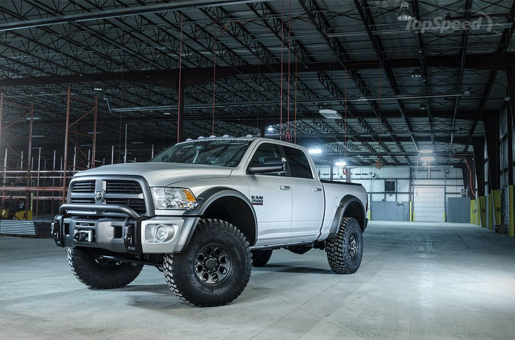 2014 Ram 2500 Concept By AEV American expedition