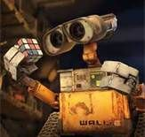 Wall-E Rubik's Cube