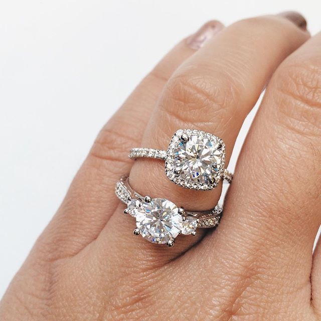 Pretty Pretty Engagement Rings From Wedding Day Diamonds 3 Love Pretty Engagement Rings Stunning Engagement Ring Engagement Ring Wedding Band