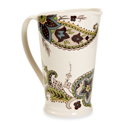 Tabletops Unlimited™ Misto Angela 94-Ounce Pitcher ...