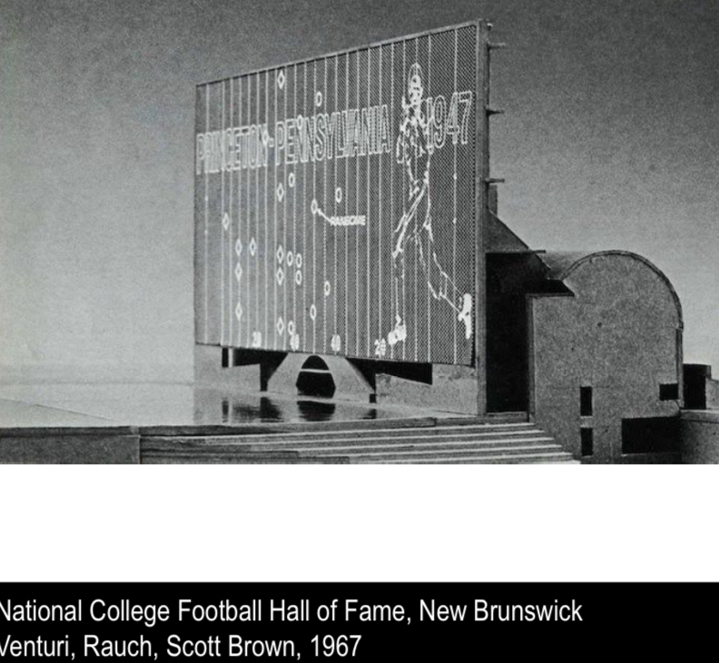 National College Football Hall Of Fame Venturi Scott Brown New