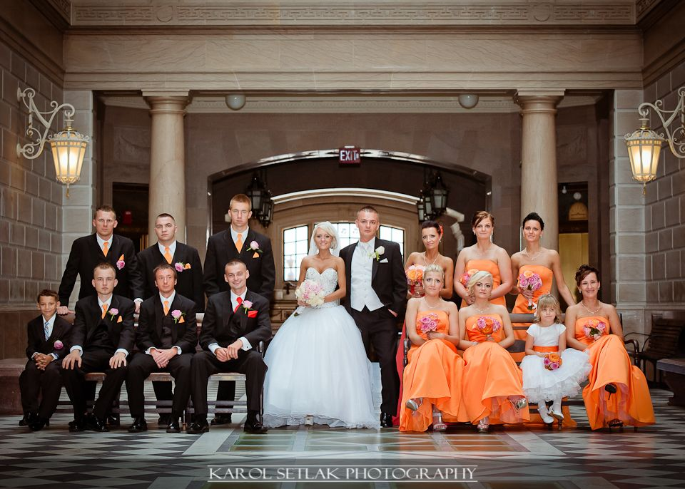 Hartford City Hall Wedding Pictures