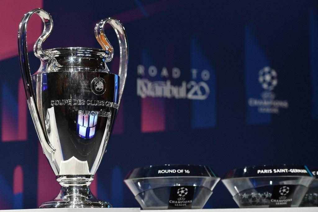 عاجل ورسميا قرعة دور الأ 16 لبطولة دوري الأبطال Champions League Europa League Champion