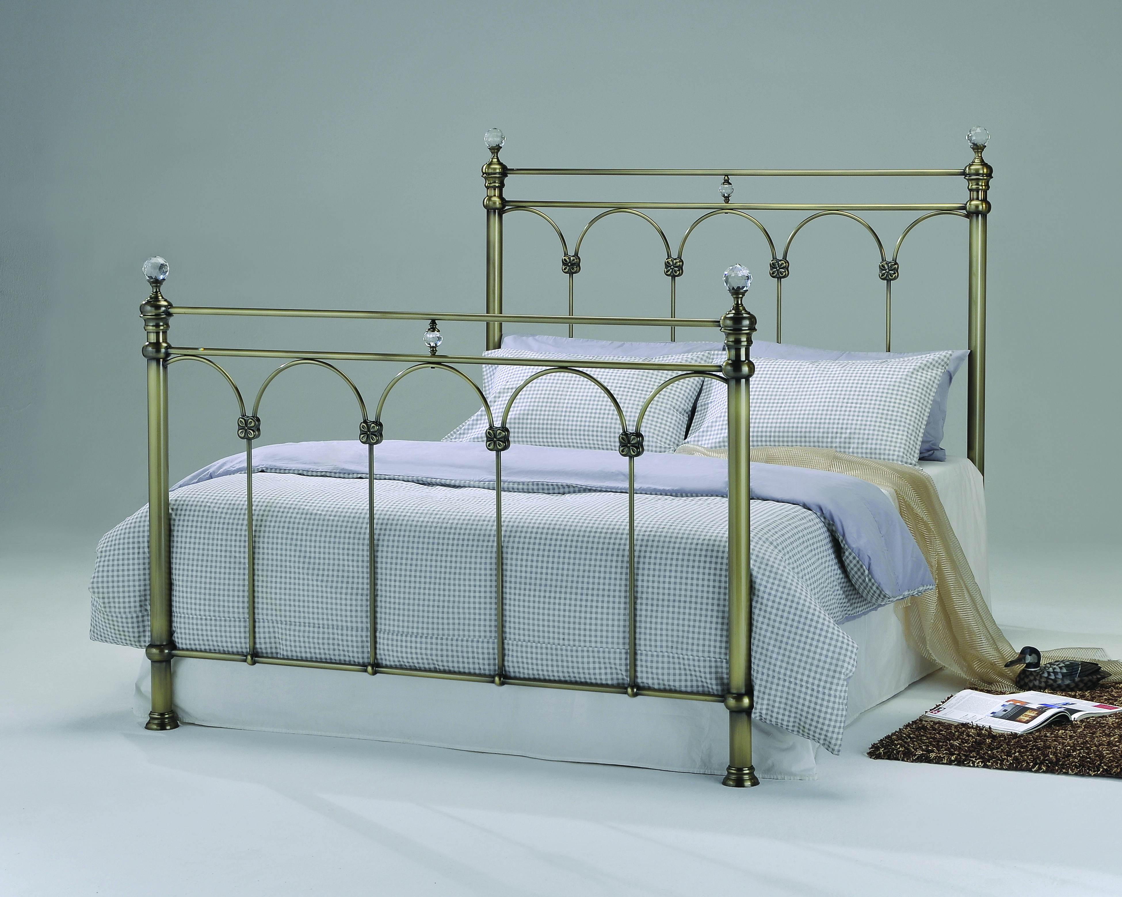 Lauren Bed Bed, Metal beds, Bedroom furniture