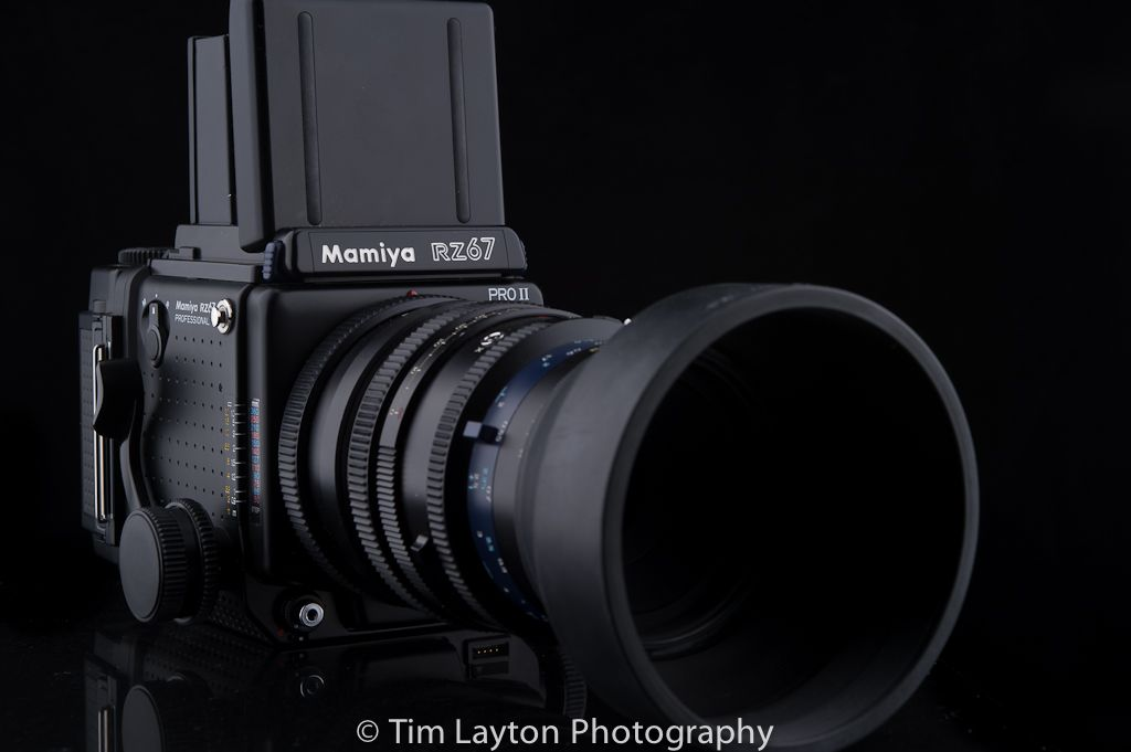 Mamiya RZ67 Pro II | LENS CRAFTERS | Antique cameras ...