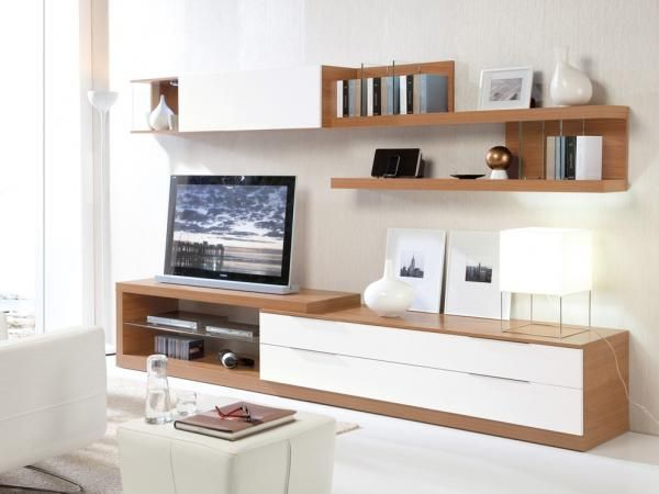 Simple Diy Modern Tv Stand Ideas You Can Build Various