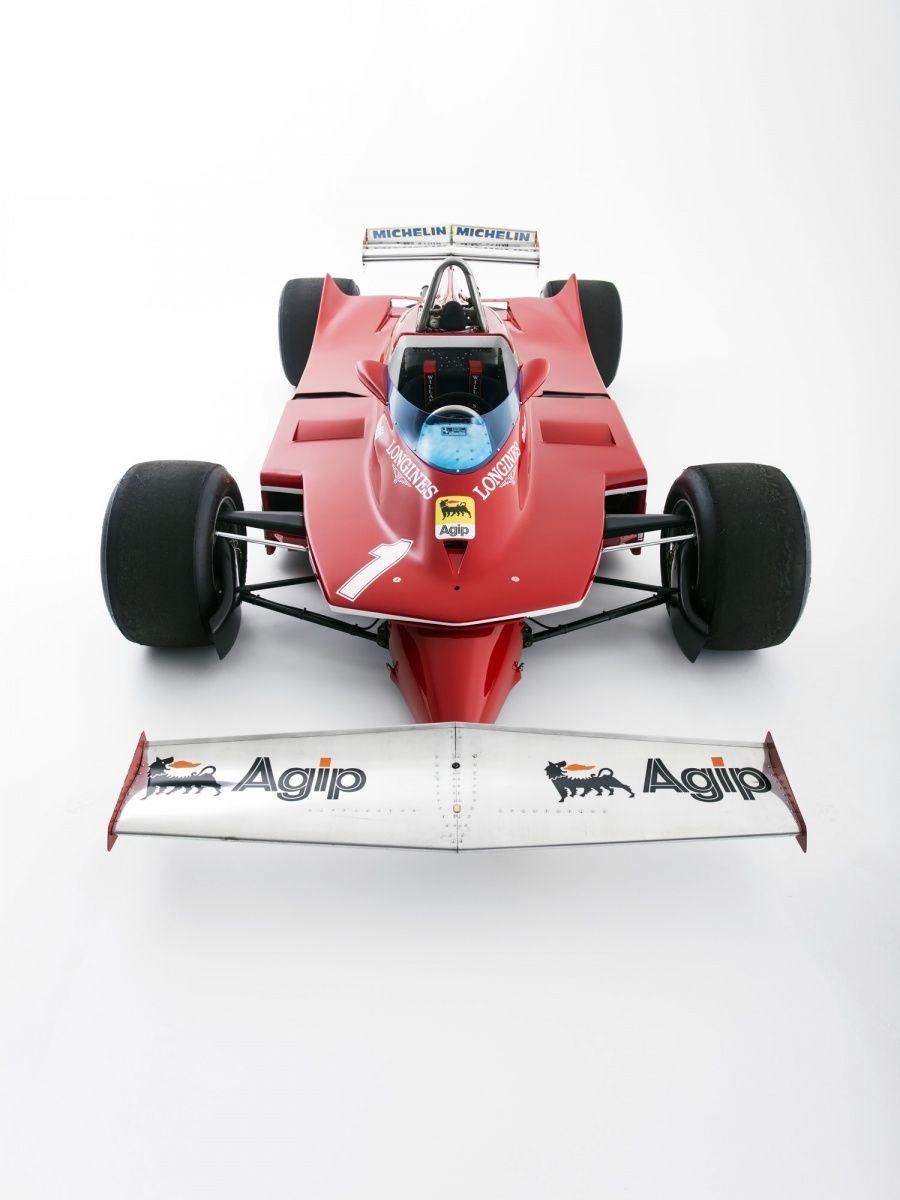 1980 Ferrari 312 Boxer F1 - 312 T5 | Classic Driver Market | F1 ...