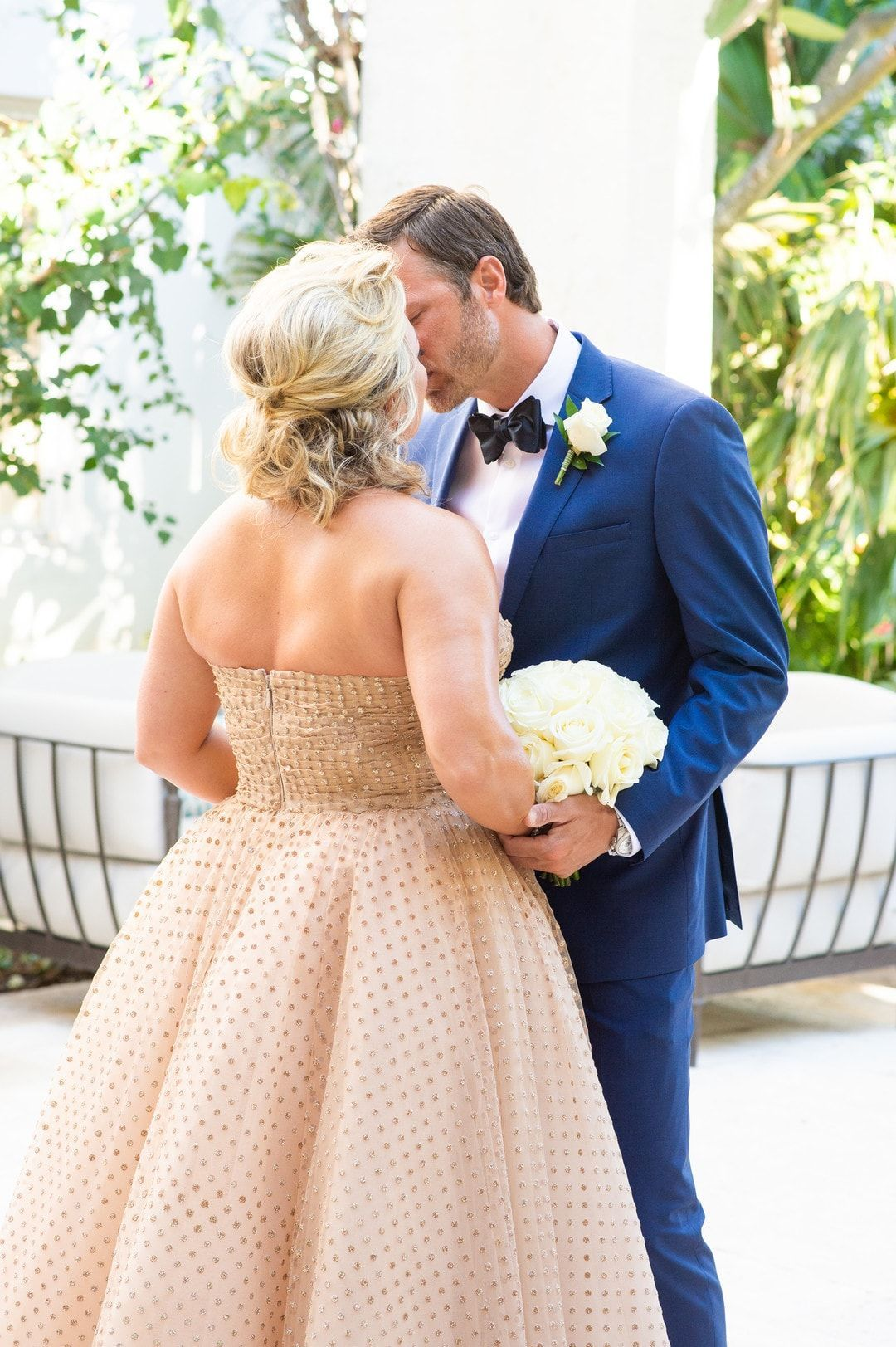 Classy Wedding for a NonTraditional Bride in the Turks