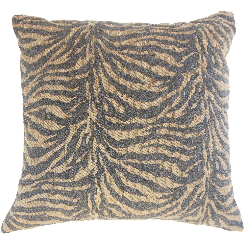 Tignall Animal Print Throw Pillow