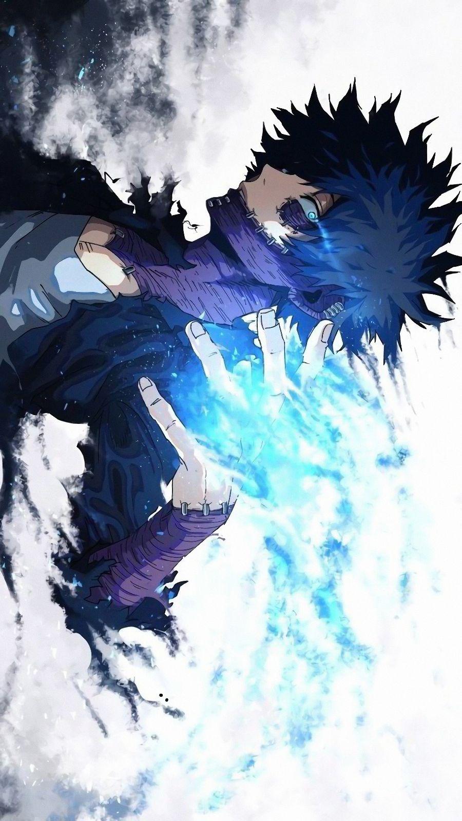 Iphone Xr Wallpaper Anime : iphone, wallpaper, anime, IPhone, Flexible, Protector, Cover, Character, Hero,, Academia, Manga