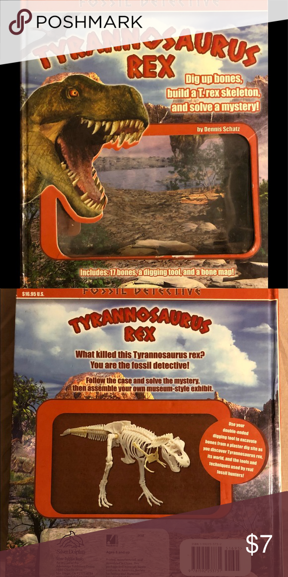 Hardback Book Tyrannosaurus Rex - Fossil Detective Hardback Book Tyrannosaurus Rex - Fossil Detective Great Condition but does not have the dig kit Other #tyrannosaurusrex Hardback Book Tyrannosaurus Rex - Fossil Detective Hardback Book Tyrannosaurus Rex - Fossil Detective Great Condition but does not have the dig kit Other #tyrannosaurusrex Hardback Book Tyrannosaurus Rex - Fossil Detective Hardback Book Tyrannosaurus Rex - Fossil Detective Great Condition but does not have the dig kit Other #t #tyrannosaurusrex