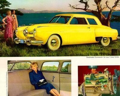 1950 Studebaker Ad Studebaker Car Advertising Cars Trucks