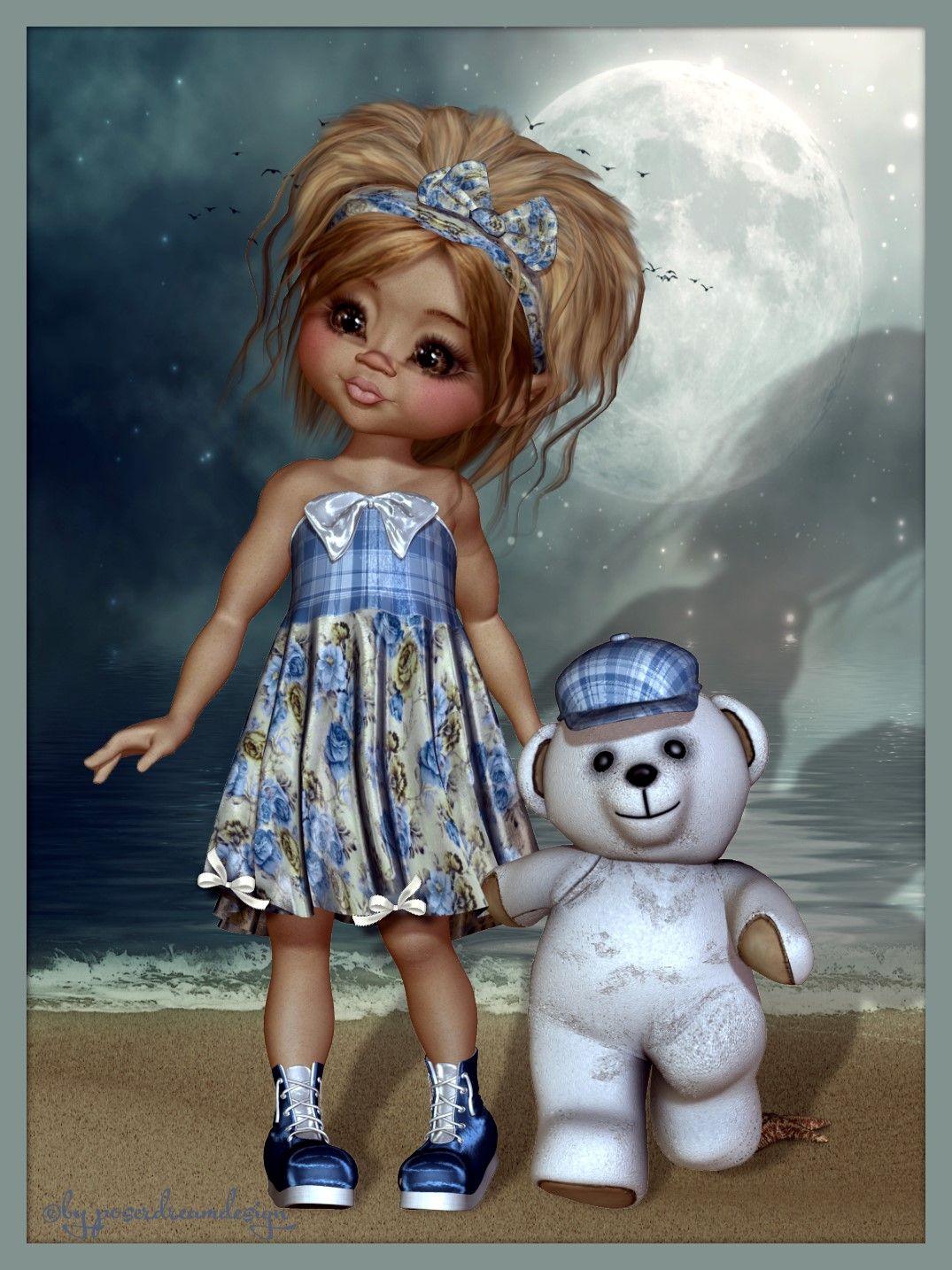 Poser Dream Design | ДЕТКИ - куколки | Wunderschöne bilder ...