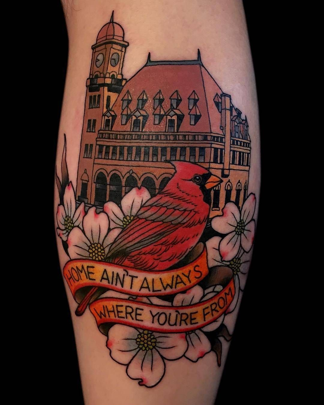 Home aint always where youre from by davidbruehl at red