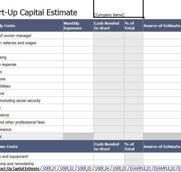 Pin by Techniology on Project Management Business Tracking - project budget template