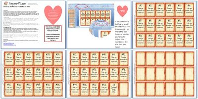 52 Reasons I Love You Template Reasons I Love You Creative Cards 52 Reasons Cards