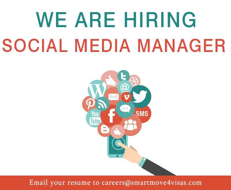 If you have an insatiable passion for social media, then this post - social media manager resume