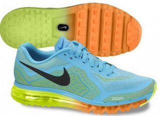 THE SNEAKER ADDICT: Nike Air Max 2014 Sneaker (Images)