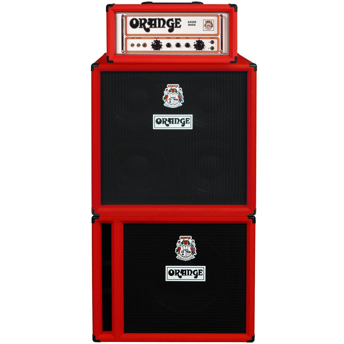 blood orange bass amp stack bass amps guitar amp guitar. Black Bedroom Furniture Sets. Home Design Ideas