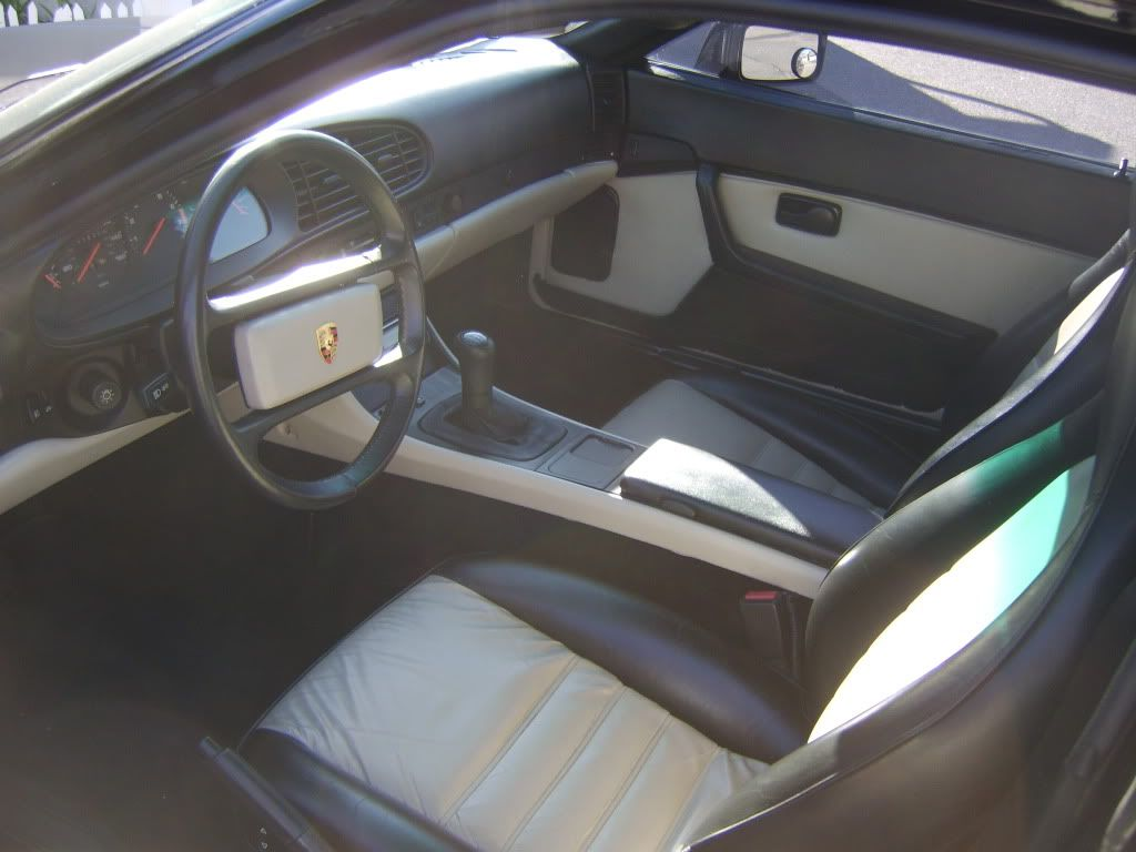 High Quality Porsche 944 Interior Restoration Images