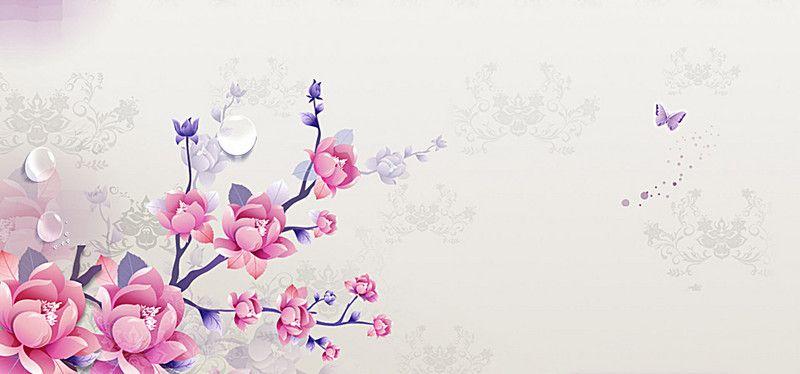 lindas flores de fundo romntico flores fundo de pedras preciosas flores imagem de fundo