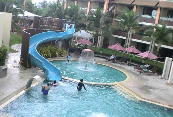 Inground Pools With Slide inground pools with slides best pools photo gallery - small pool