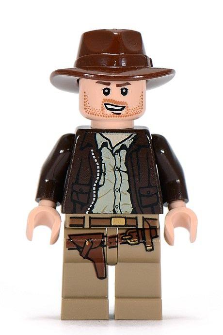 iaj044 (lic.inj.kcs.2009.03): Indiana Jones - Open-Mouth Grin