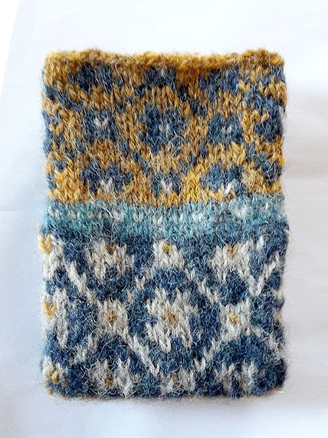 Ravelry: hinke\'s A colorwork cardigan, one or another | knitting ...