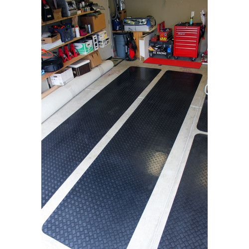 Mats Inc Autoguard Garage Floor Protection Utility Mat Garage