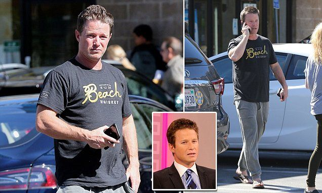 Billy Bush Bragged About Trump Tape To Nbc Co Workers Over Summer