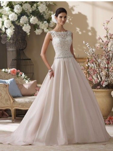 Style No. 214202 » David Tutera for Mon Cheri | Wedding | Pinterest ...