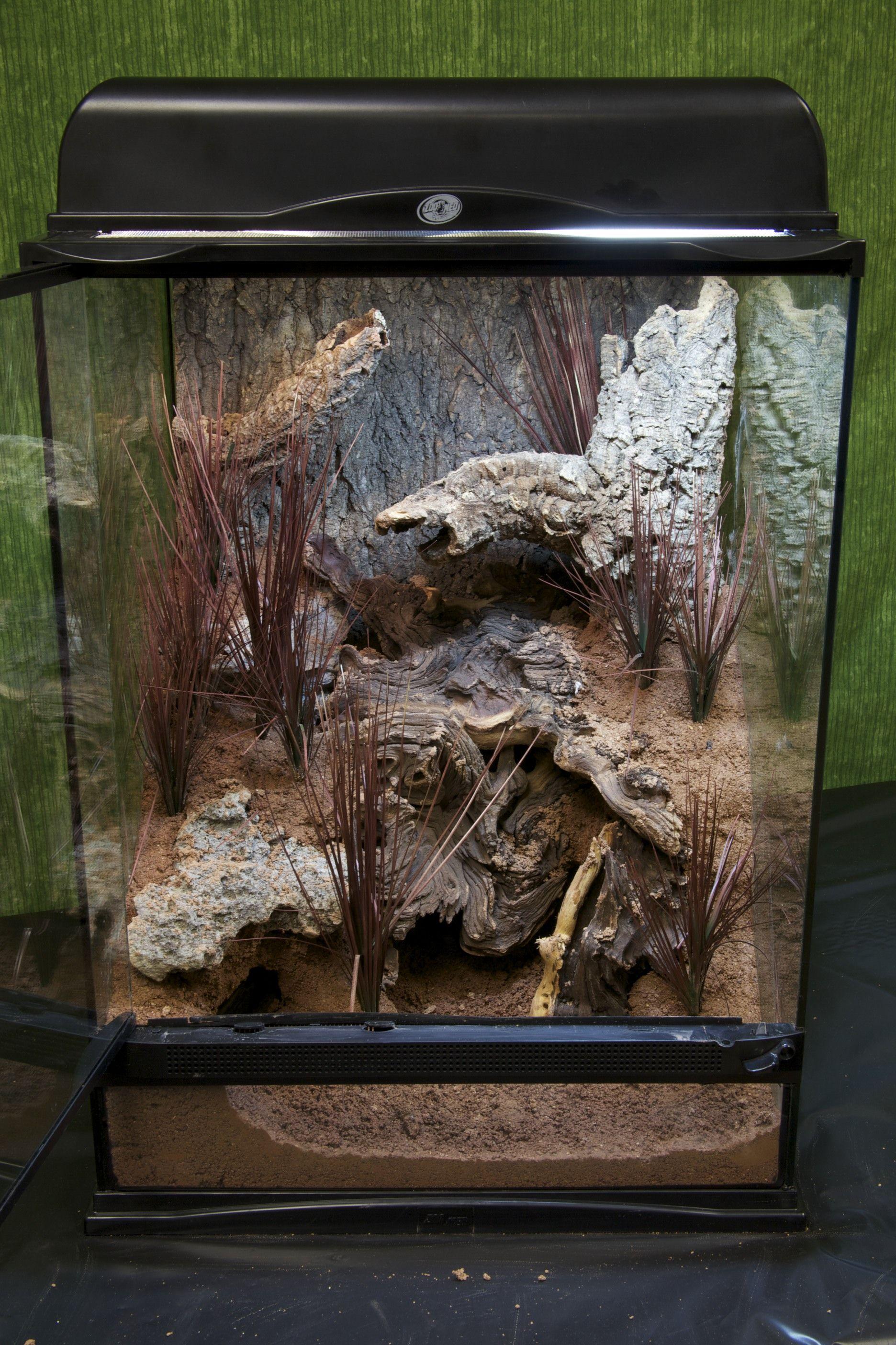 Nt 4 Excavator 33498 Reptile Terrarium Gecko Terrarium Terrarium