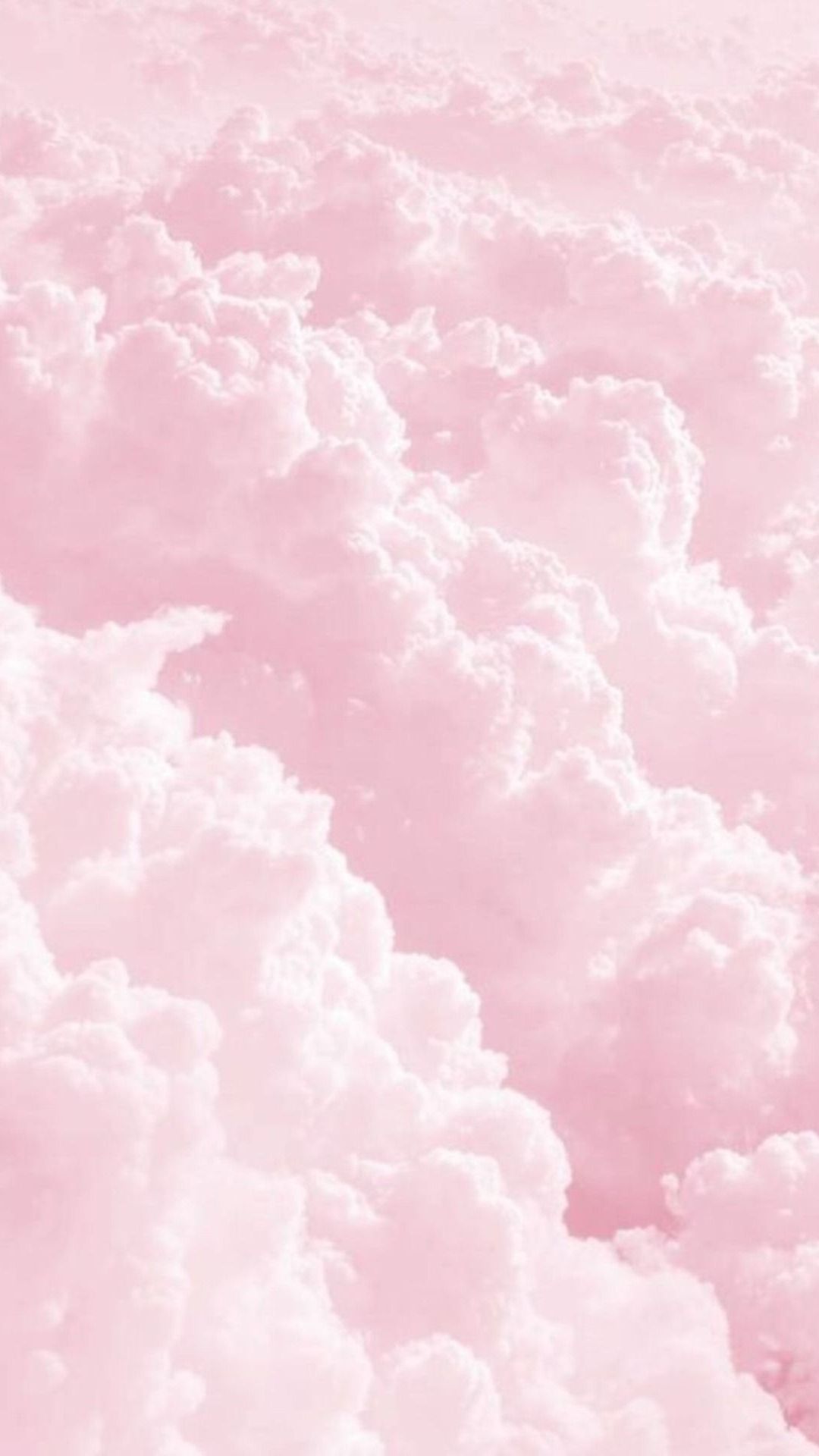 Aesthetic Pink And White Hd Wallpaper Android Pink Clouds Wallpaper Cute Pastel Wallpaper Pastel Pink Aesthetic