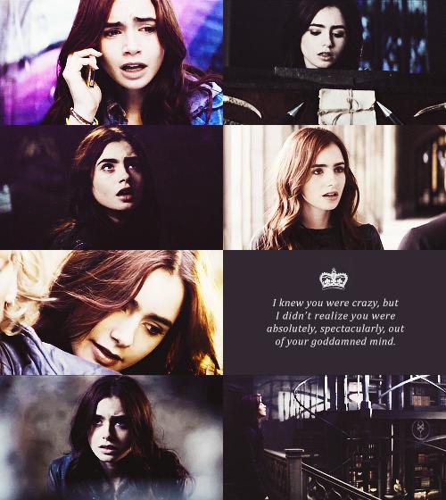 Clary Fray The Mortal Instruments: City of Bones | Clary ...