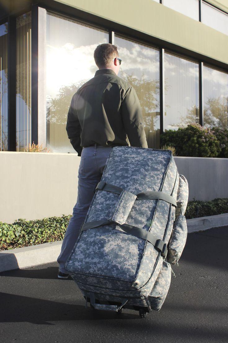 S O C Rolling Load Out Xl Acu Bug Bag Travel Backpack Shtf