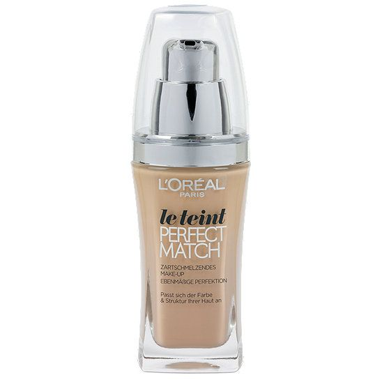 L'Oréal le teint Perfect Match Make-up, Farbe: Nr. K2 Apricot ...