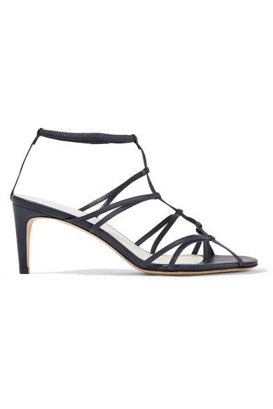275b9572ecf TIBI Gavin leather sandals | Fashion & Style | How to wear, Leather ...