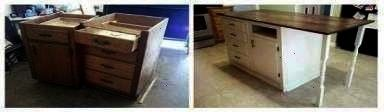rustic diy stools 42 ideas for 2019  Girl Blog Mercy  Kitchen iblogKitchen island rustic diy stools 42 ideas for 2019  Girl Blog Mercy  Kitchen iblog These cabinets were...