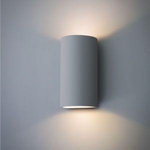 Troika Plaster Double Wall Lamp Whats New Kitchen Lighting - What's new in kitchen lighting