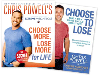Chris Powell Book