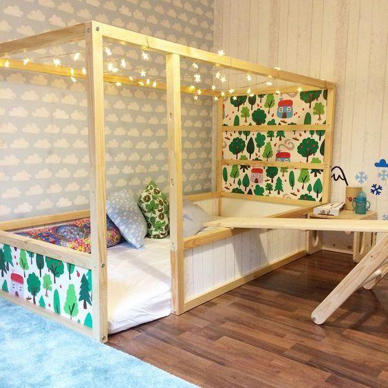 Best Mommo Design Ikea Kura Hacks Ikeabedroomideas Ikea 400 x 300