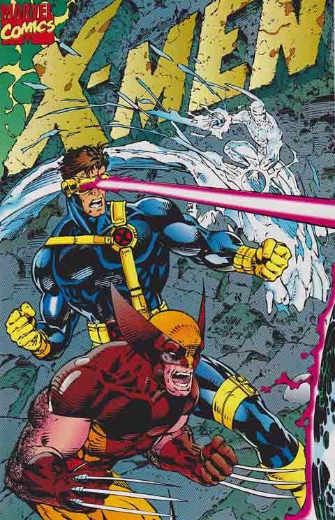 X Men Vol 2 In 1991 Marvel Launched X Men Vol 2 As A Spinoff Of The Parent Title Uncanny X Men With Co Writers Chris Claremont Jim Lee Art Jim Lee Comics