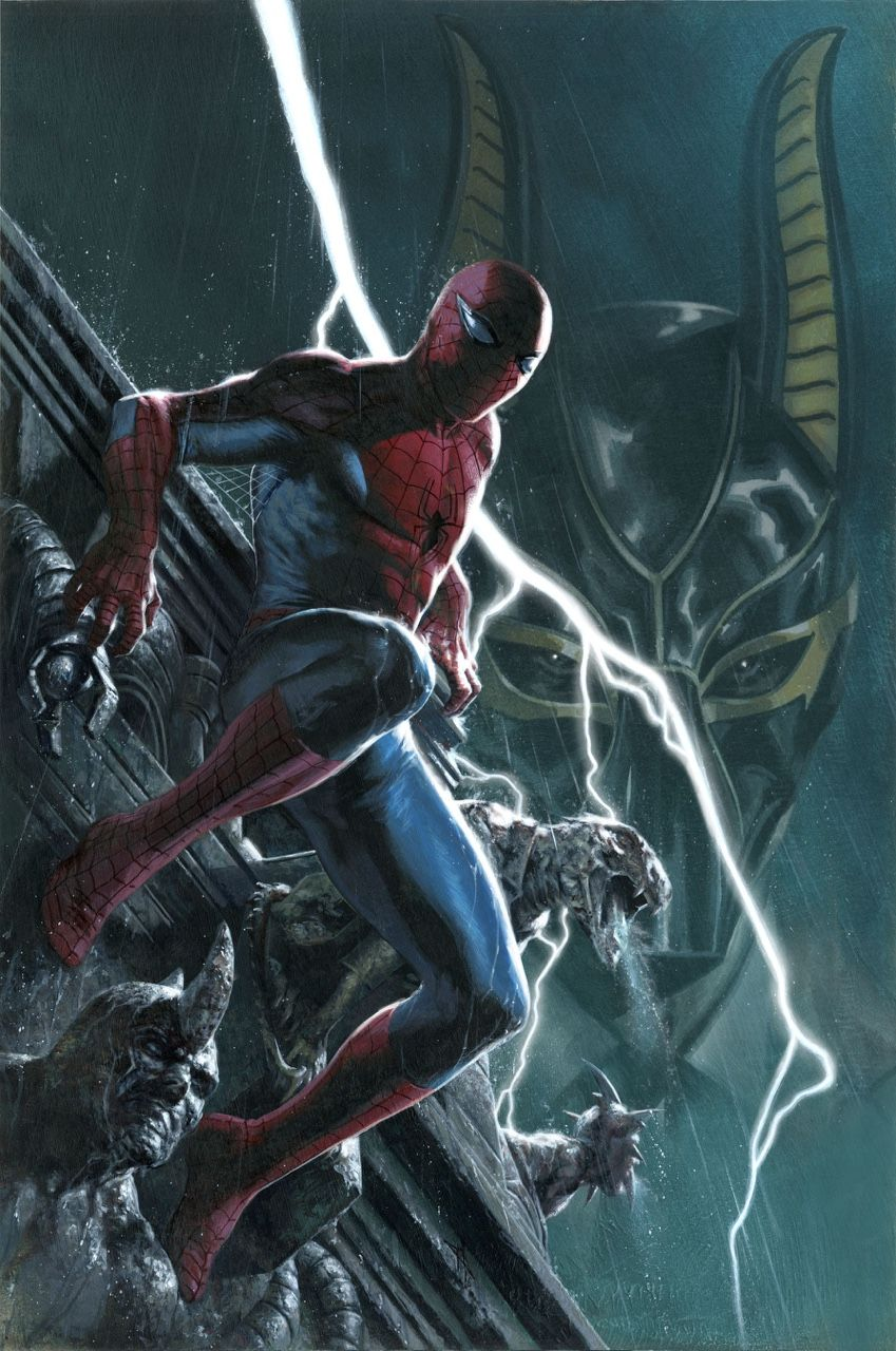 The Clone Conspiracy #1 - Gabriele Dell'Otto