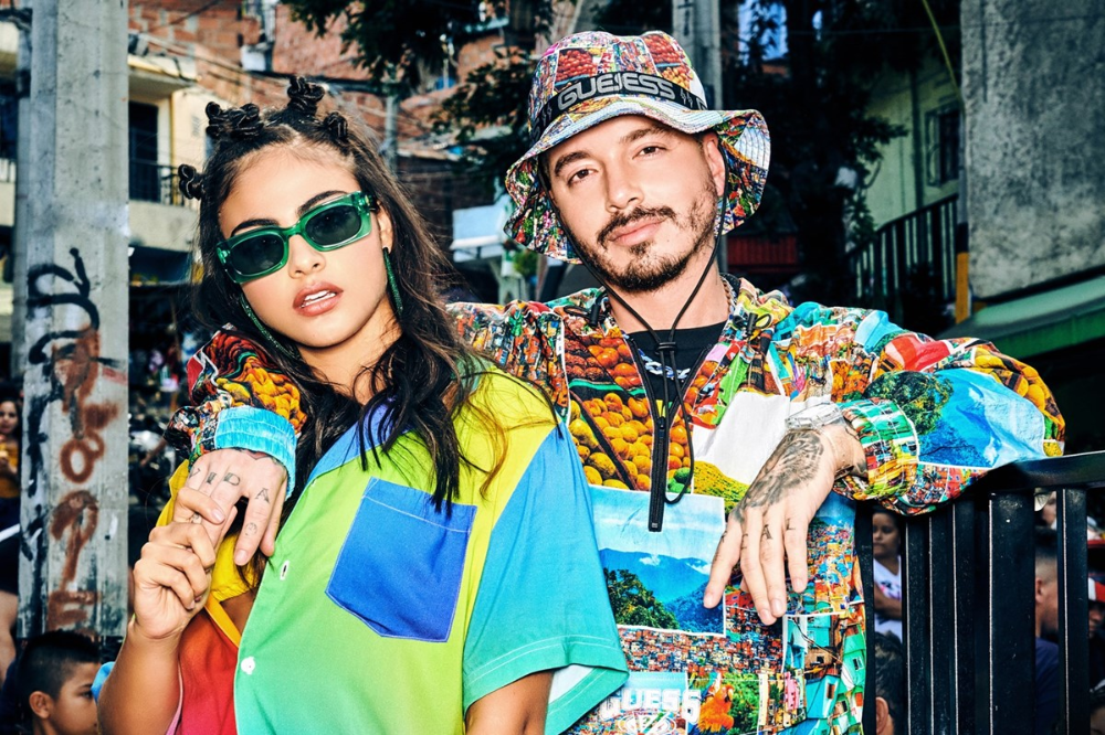 J Balvin Teams Up With Guess For Another Colourful Collab In 2020 Clothes Design Collab Best Mens Fashion