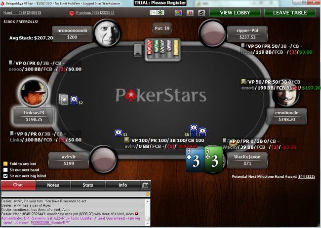 Pokertracker 5